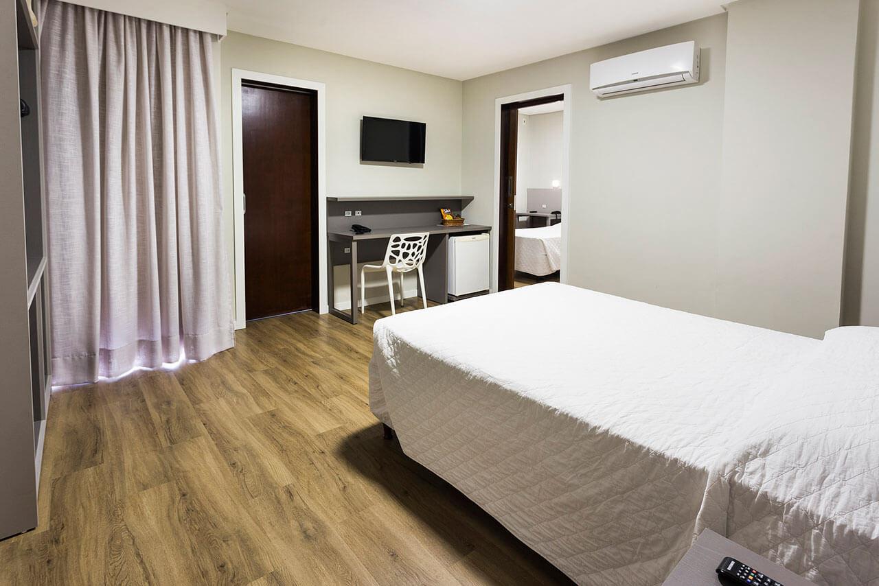 Foto Quarto Conjugado Tropikalya Gold Hotel