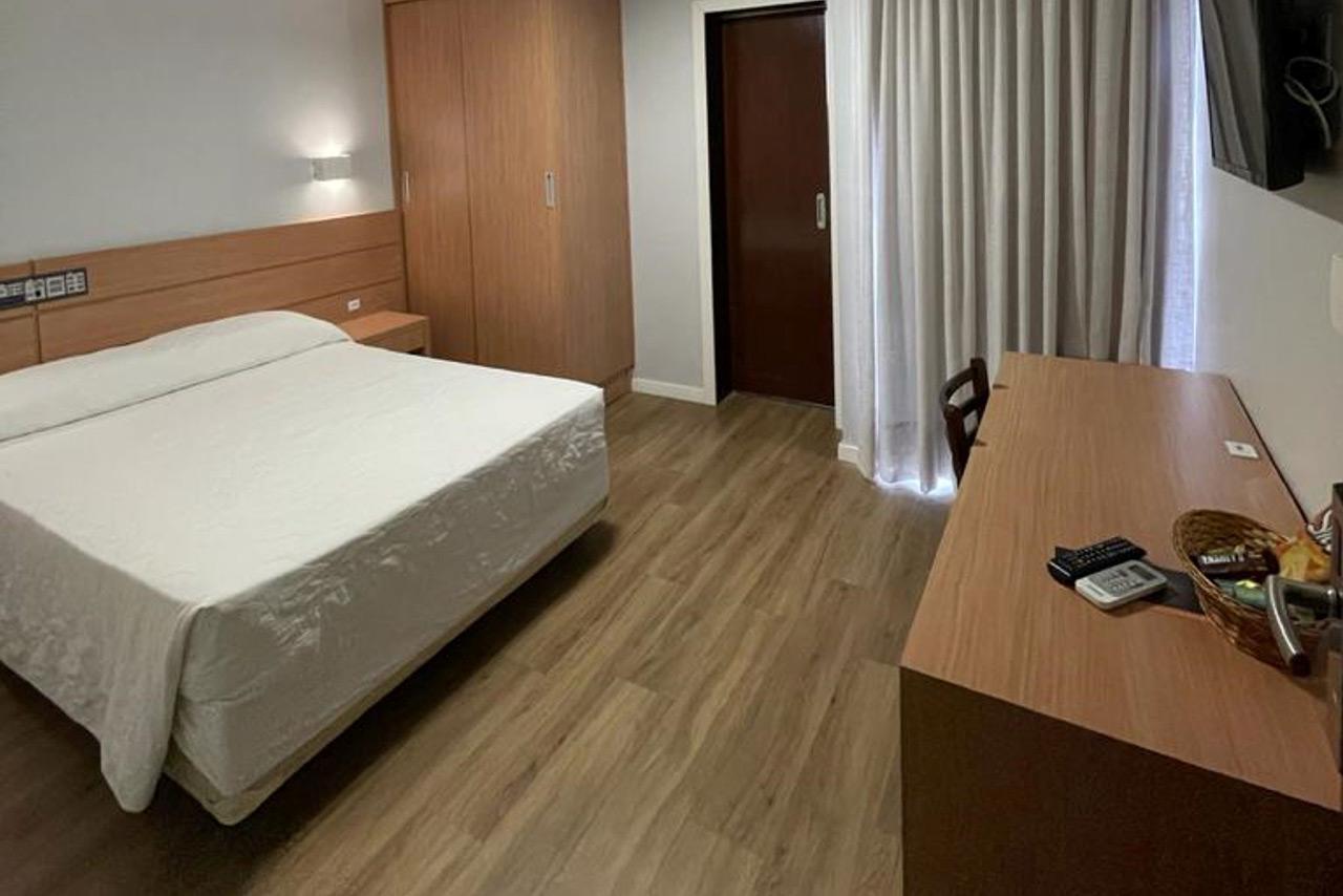 Foto Quarto Duplo Tropikalya Gold Hotel