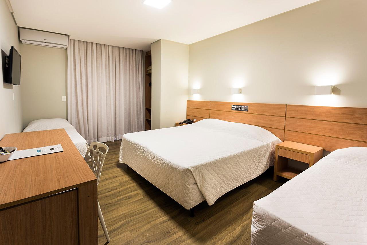 Foto Quarto Quádruplo Tropikalya Gold Hotel