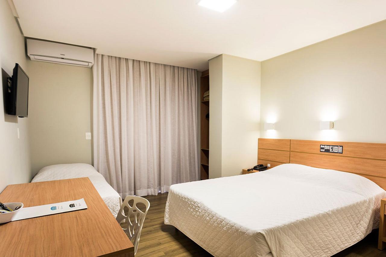 Foto Quarto Triplo Tropikalya Gold Hotel