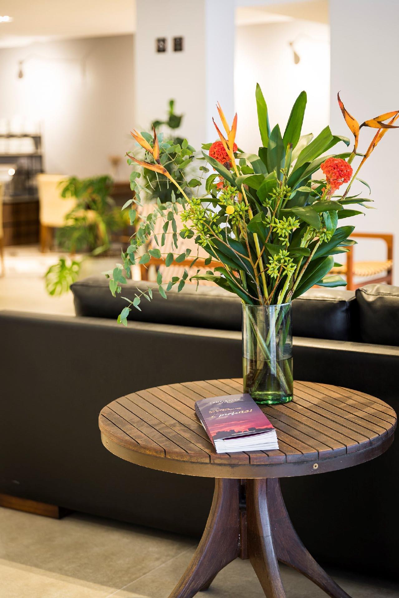 Foto Hall Tropikalya Gold Hotel
